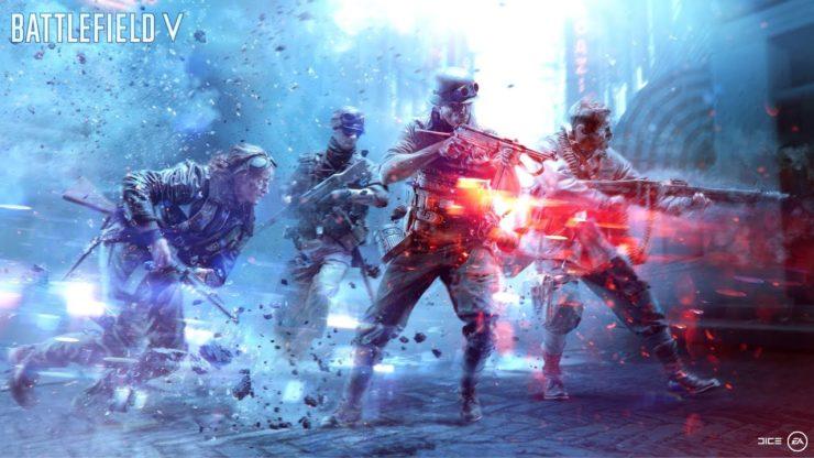 اولین تصاویر از سربازهای جدید Battlefield V توسط یک کاربر کشف شد
