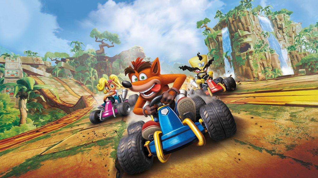 اولین ویدئوی گیمپلی بخش چندنفرهی Crash Team Racing Nitro-Fueled منتشر شد