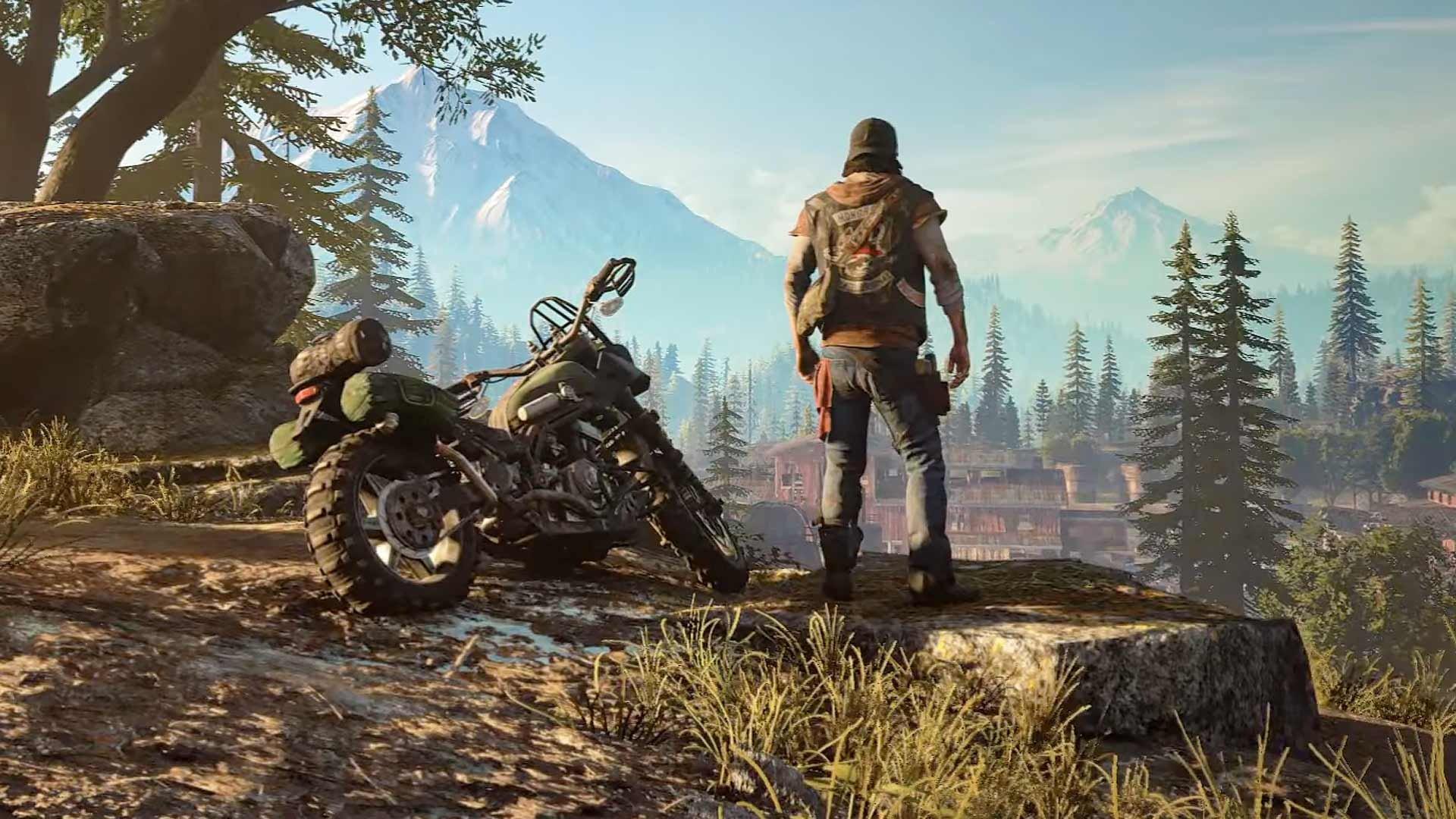 ویدئوی جدیدی از گیمپلی بازی Days Gone منتشر شد