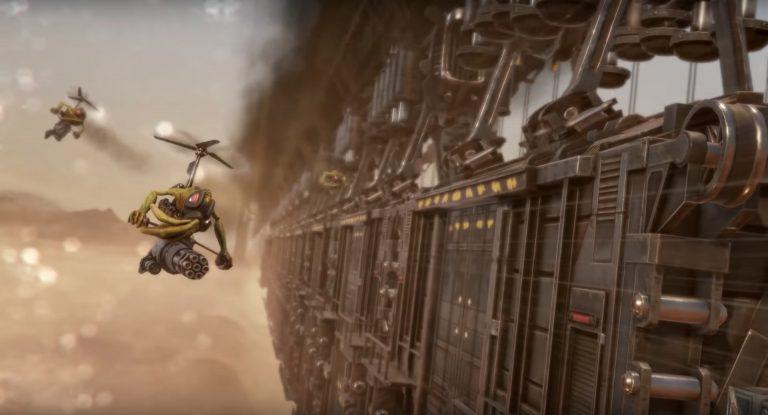 بازی Oddworld: Soulstorm به صورت انحصاری برروی فروشگاه اپیک گیمز منتشر میشود