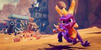 بهینهساز جدید ۱٫۰۳ بازی Spyro: Reignited Trilogy منتشر شد
