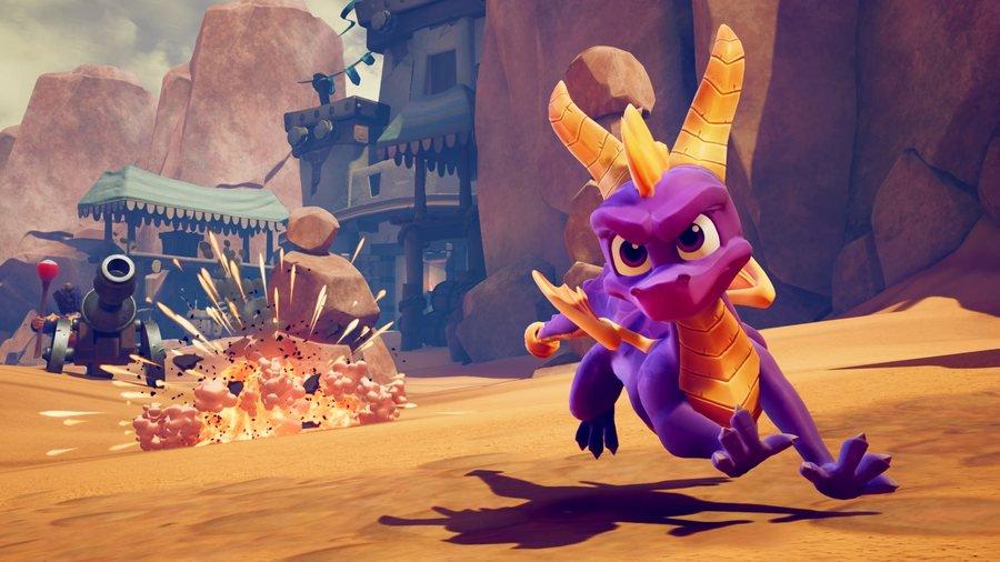 شایعه: Spyro Reignited Trilogy برای رایانههای شخصی ردهبندی شد