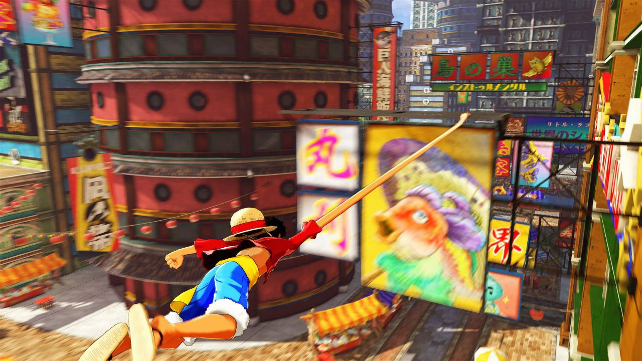 One Piece: World Seeker