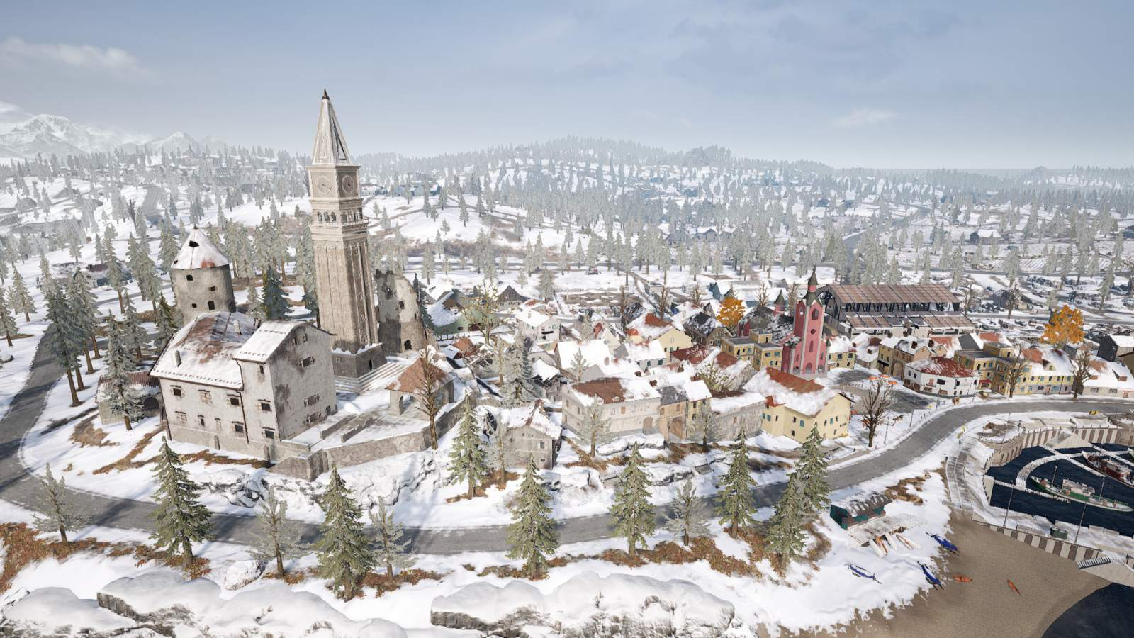 Biggest Video Game Maps