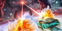 تصاویر جدید Team Sonic Racing، استیج Frozen Junkyard را نشان میدهند