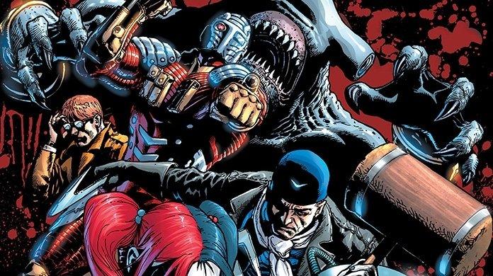 شایعه: راکاستدی در حال ساخت بازی Suicide Squad است