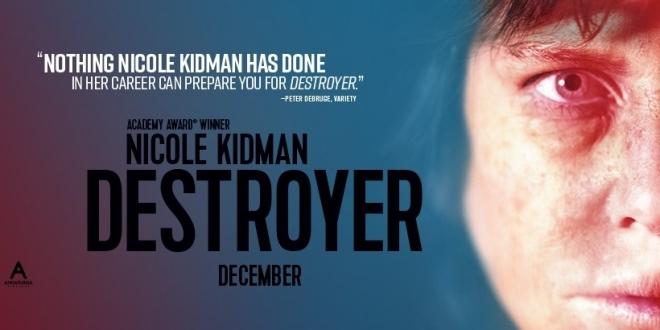 سینماگیمفا: نقد فیلم Destroyer «نابودگر»