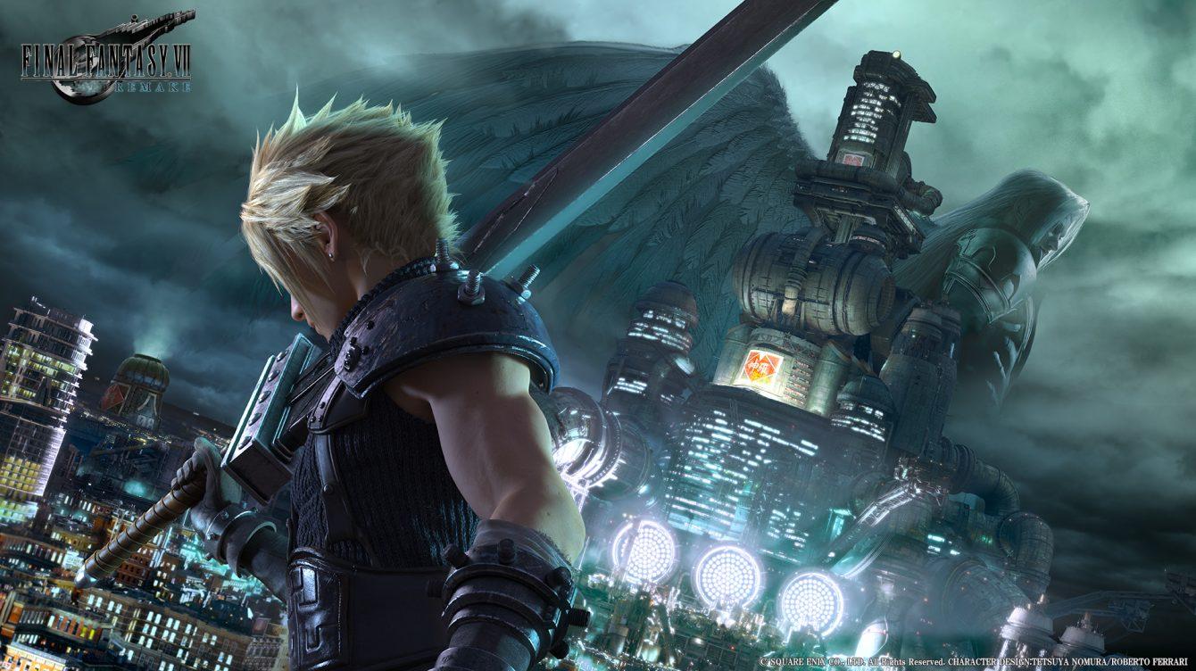 Final Fantasy 7 Remake برای پلیاستیشن ۵ عرضه میگردد