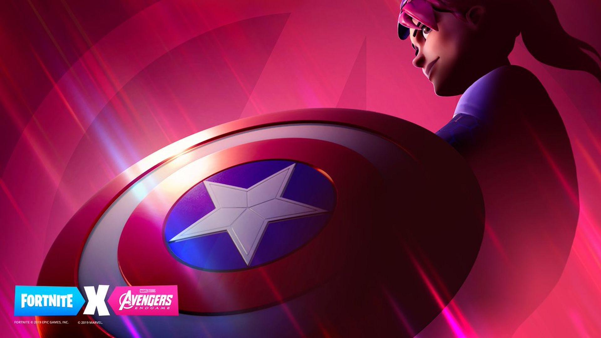 توییتر Fortnite به کراساوری با فیلم Avengers: Endgame اشاره کرده است