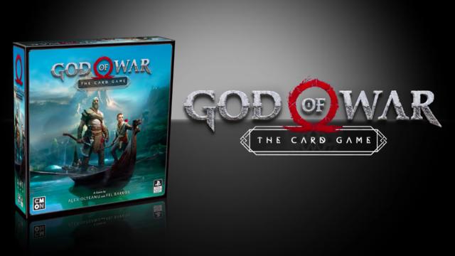 بازی کارتی عنوان God Of War به زودی عرضه خواهد شد