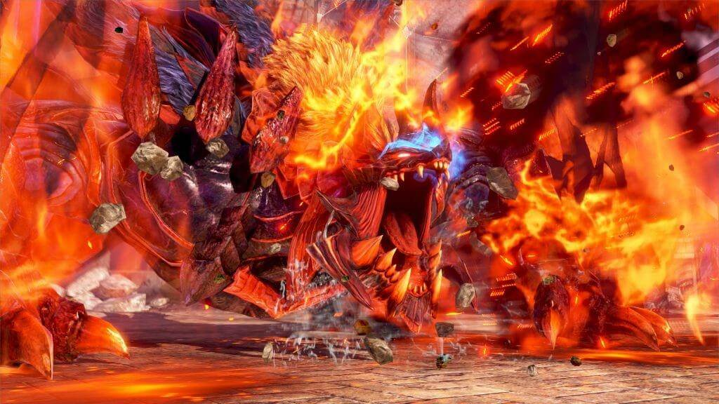 تصاویر و اطلاعات جدیدی از بهروزرسان ۱٫۳۰ بازی God Eater 3 منتشر شد