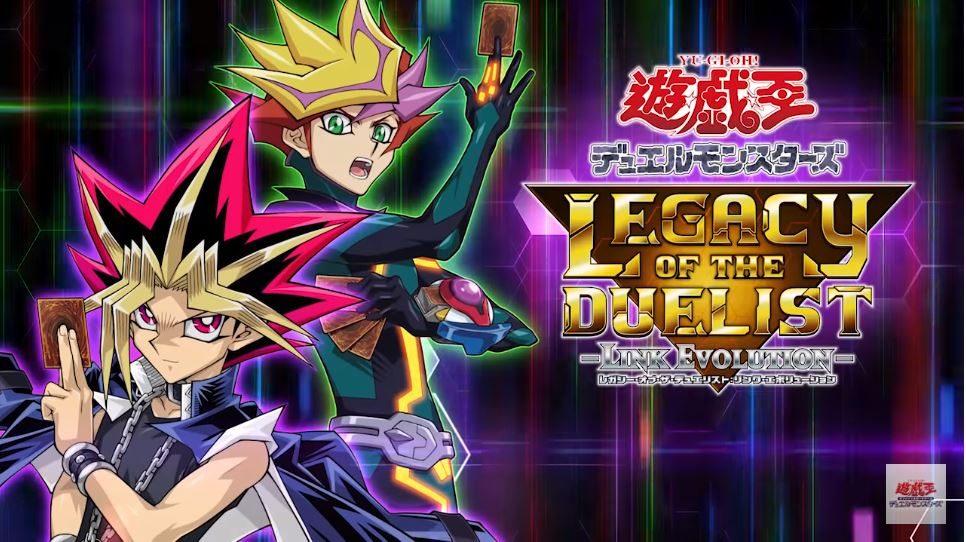 تریلر بازی Yu-Gi-Oh! Legacy of the Duelist: Link Evolution منتشر شد