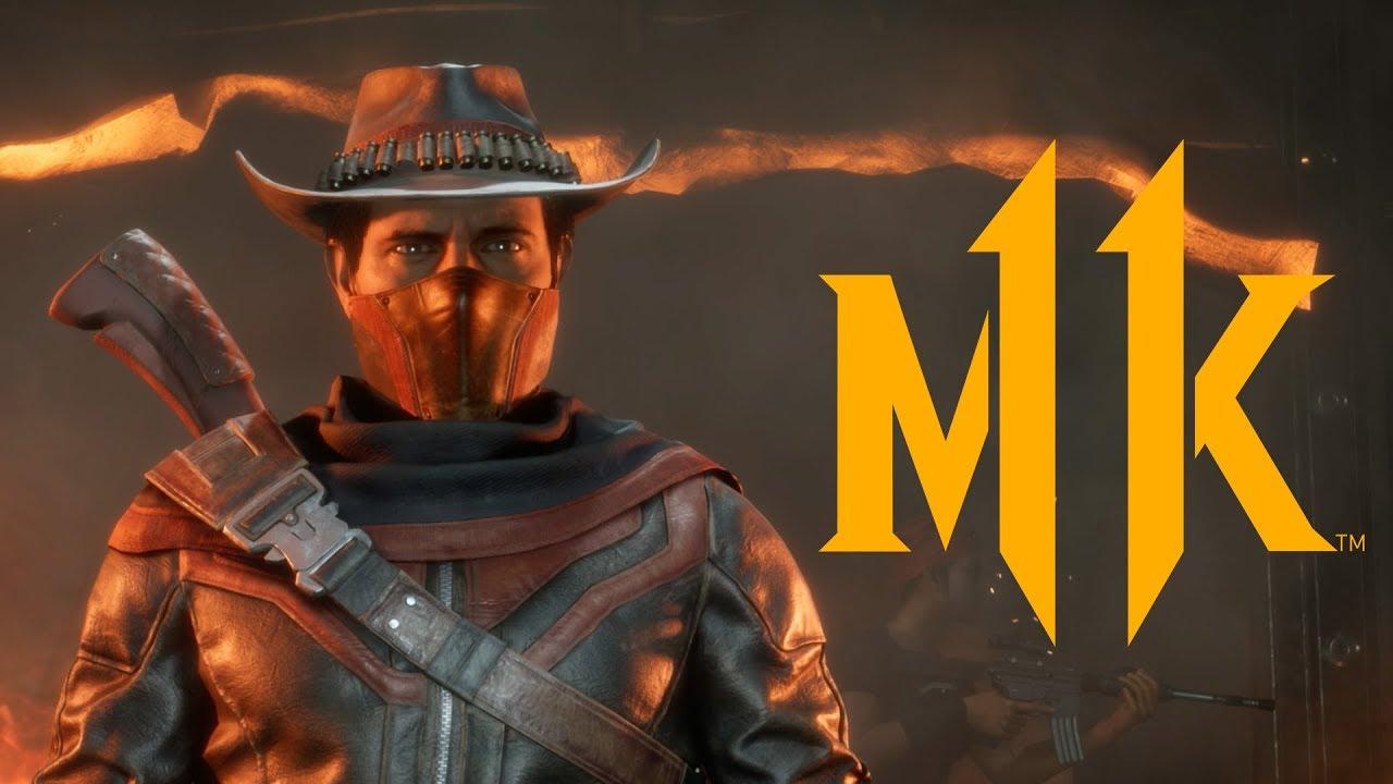 اولین تریلر از شخصیت Erron Black در Mortal Kombat 11 منتشر شد