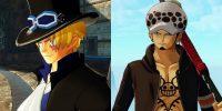 شخصیتهای دو بستهی الحاقی بعدی One Piece: World Seeker معرفی شدند