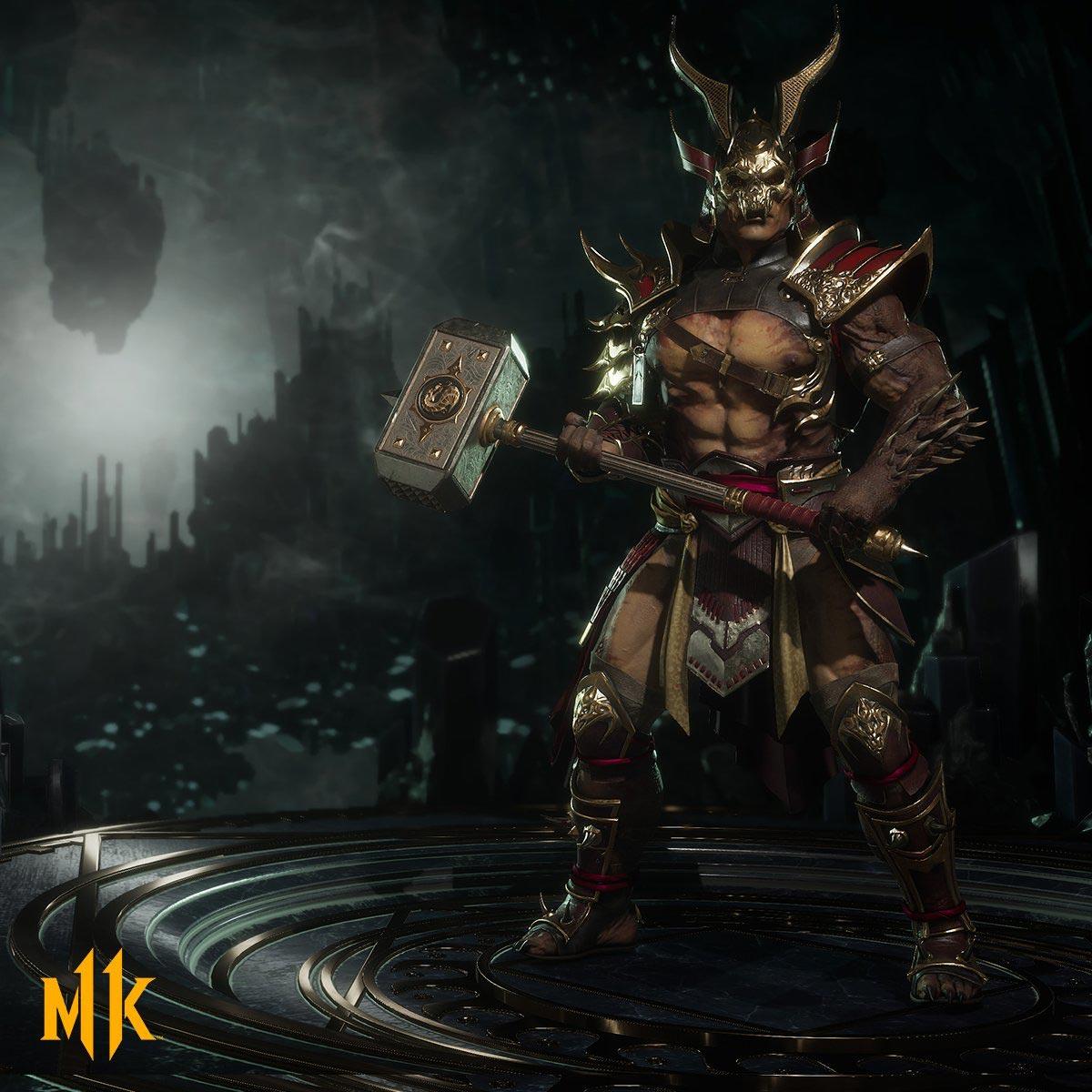 تریلر رسمی معرفی Shao Kahn در بازی Mortal Kombat 11 منتشر شد
