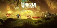 بازی Unruly Heroes بهزودی برای پلیاستیشن ۴ منتشر خواهد شد