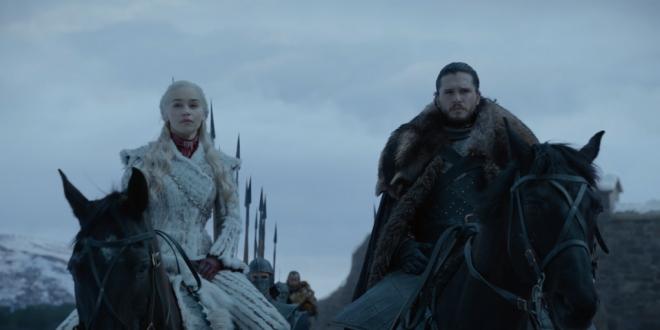 سینماگیمفا: نقد و بررسی قسمت اول از فصل هشتم سریال Game of Thrones
