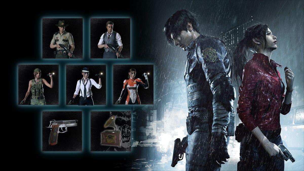 با ۵ دلار تمام جوایز Resident Evil 2 Remake را باز کنید