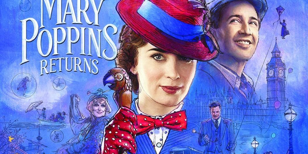 سینماگیمفا: احیاء شکوه کلاسیک در کالبدی نو: نقد و بررسی فیلم Mary Poppins Returns