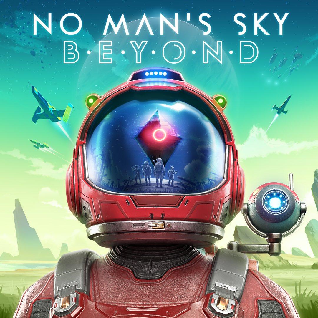 تریلر زمان عرضهی No Man's Sky Beyond منتشر شد