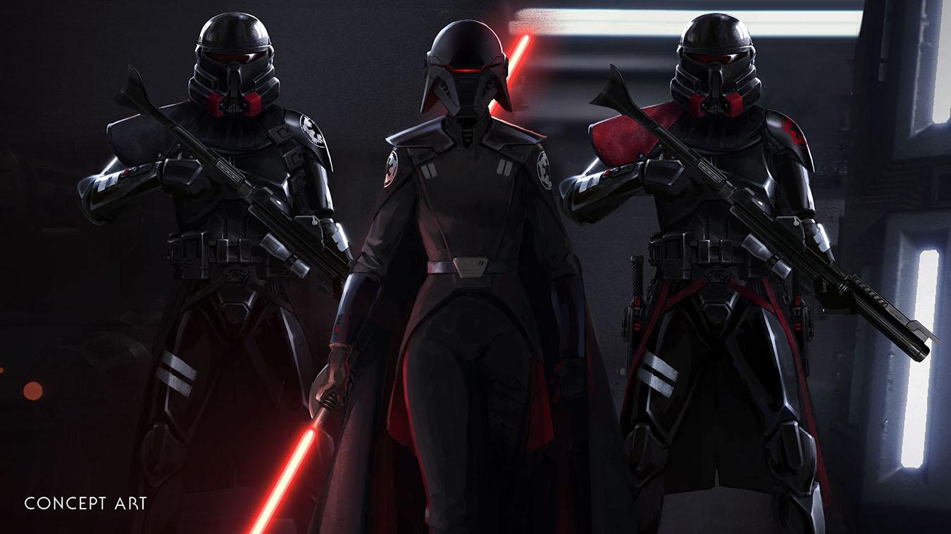تصاویر هنری بازی Star Wars Jedi: Fallen Order منتشر شد