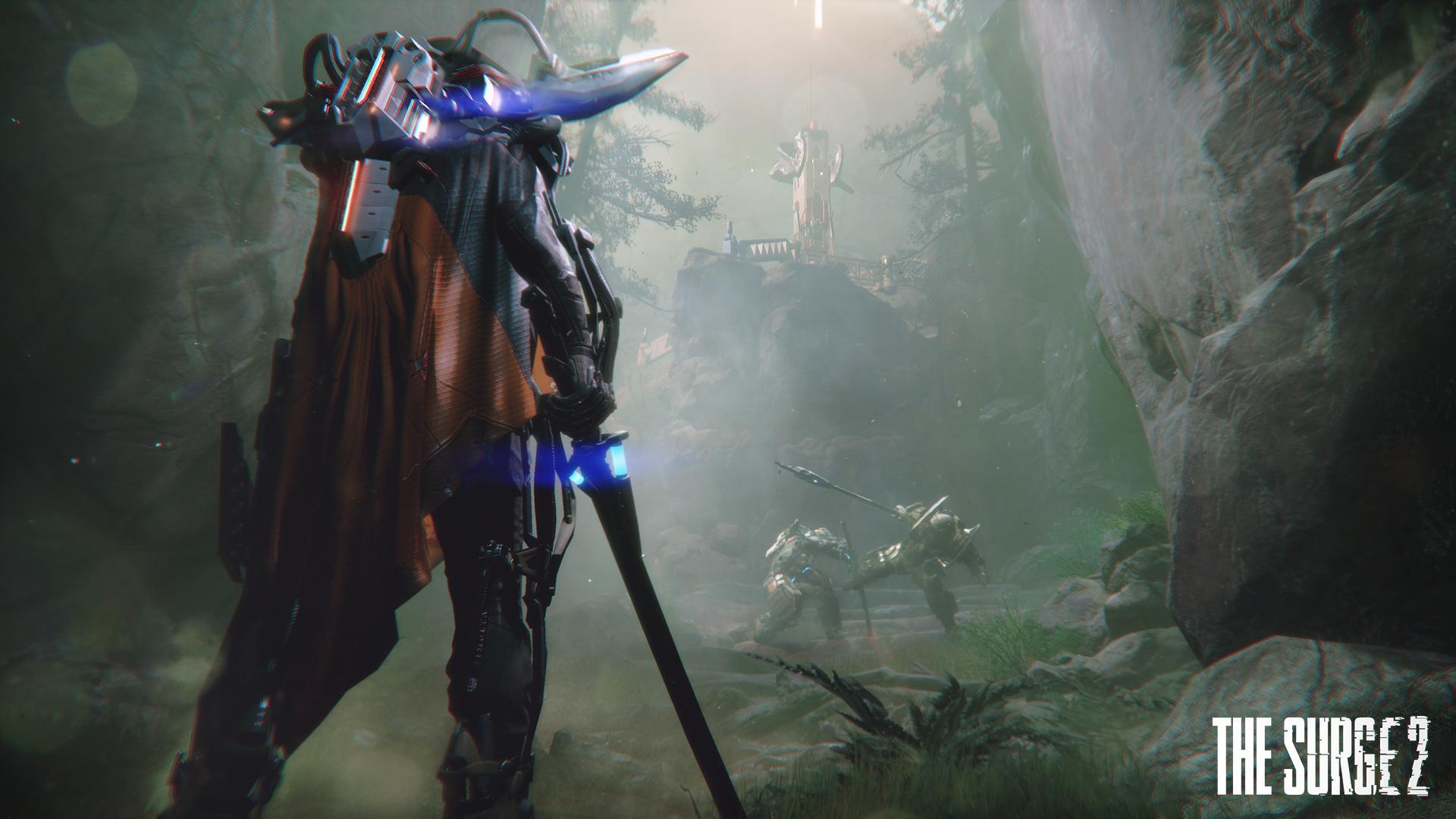 تصاویر جدیدی از بازی The Surge 2 منتشر شد