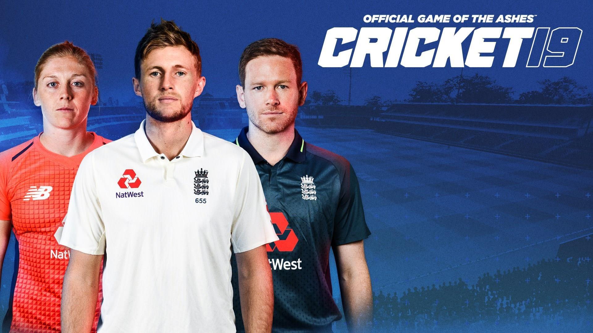 تریلر هنگام عرضهی Cricket 19 منتشر شد