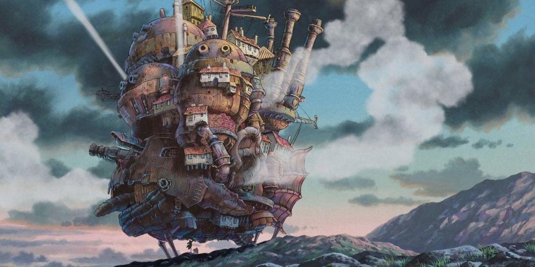 سینماگیمفا: نقد و بررسی انیمه Howl's Moving Castle