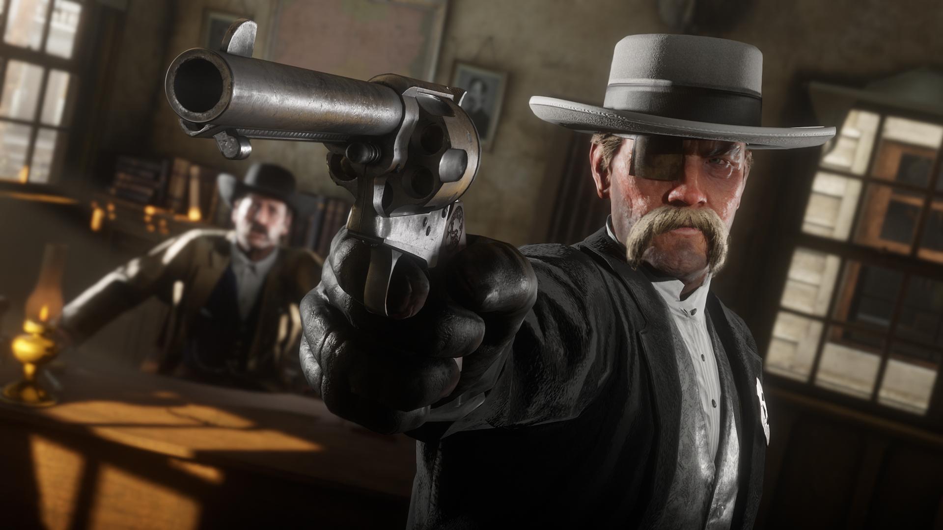 بهروزرسانی جدید Red Dead Online معرفی شد