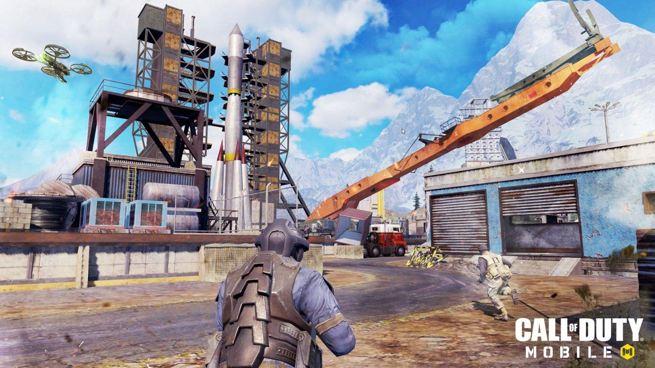 اطلاعاتی از بخش بتل رویال Call of Duty: Mobile منتشر شد