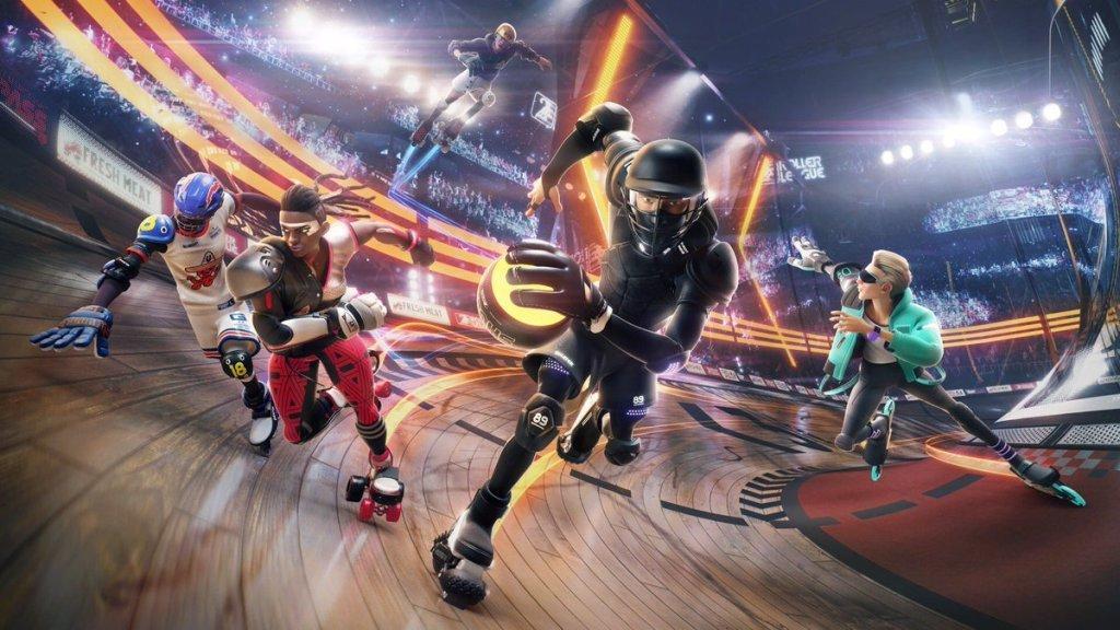 اطلاعاتی جدید از بازی ورزشی یوبیسافت با نام Roller Champions فاش شد