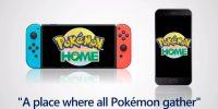 نرمافزار Pokemon Home به عنوان سرویس ابری بین نسخههای موبایل و نینتندو معرفی شد