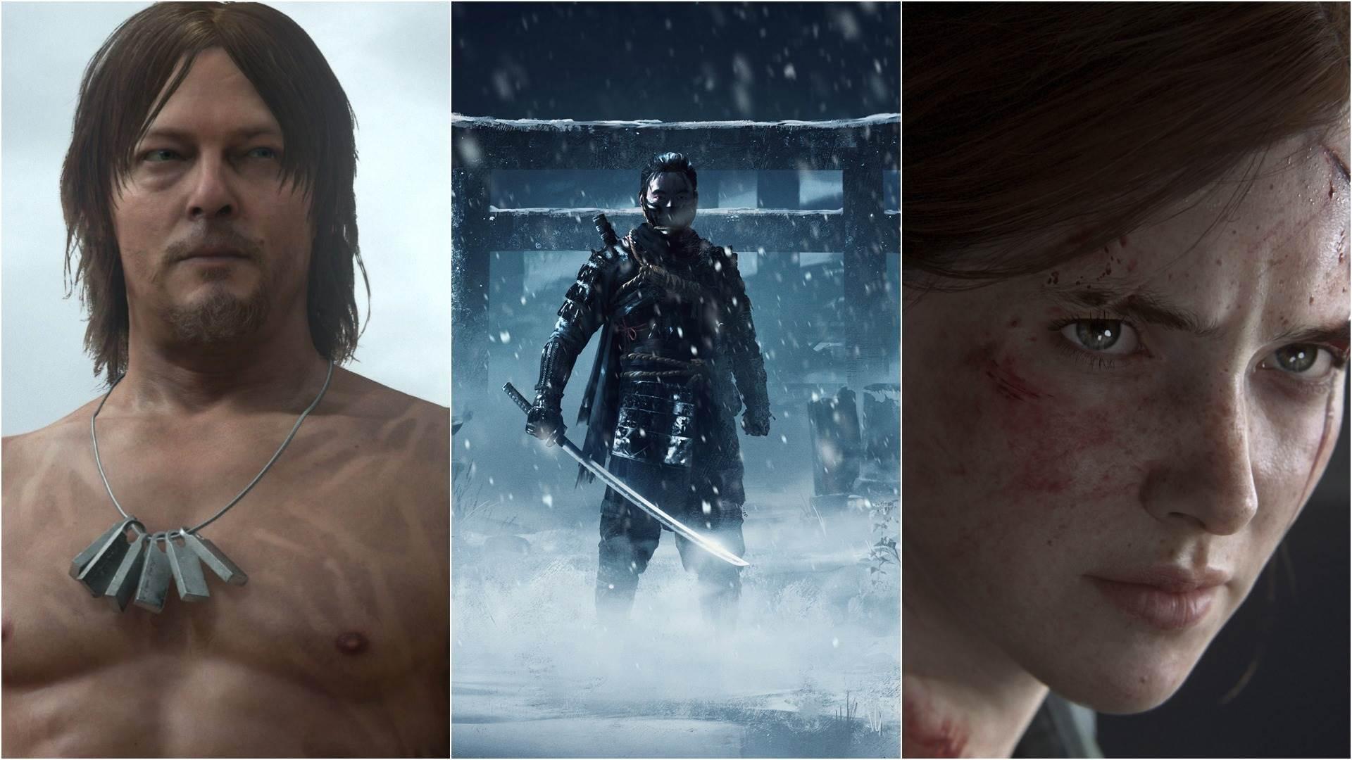 سونی: The Last of Us Part II، Death Stranding و Ghost of Tsushima انحصاری پلیاستیشن ۴ میمانند