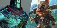 فروشگاه EB Games عناوین Darksiders II و Biomutant را برای نینتندو سوییچ لیست کرد