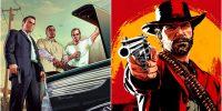 فروش خوب Red Dead Redemption 2 و Grand Theft Auto 5 همچنان ادامه دارد