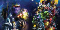 Marvel Ultimate Alliance 3: The Black Order، کاور ماه ژوئن گیم اینفورمر است