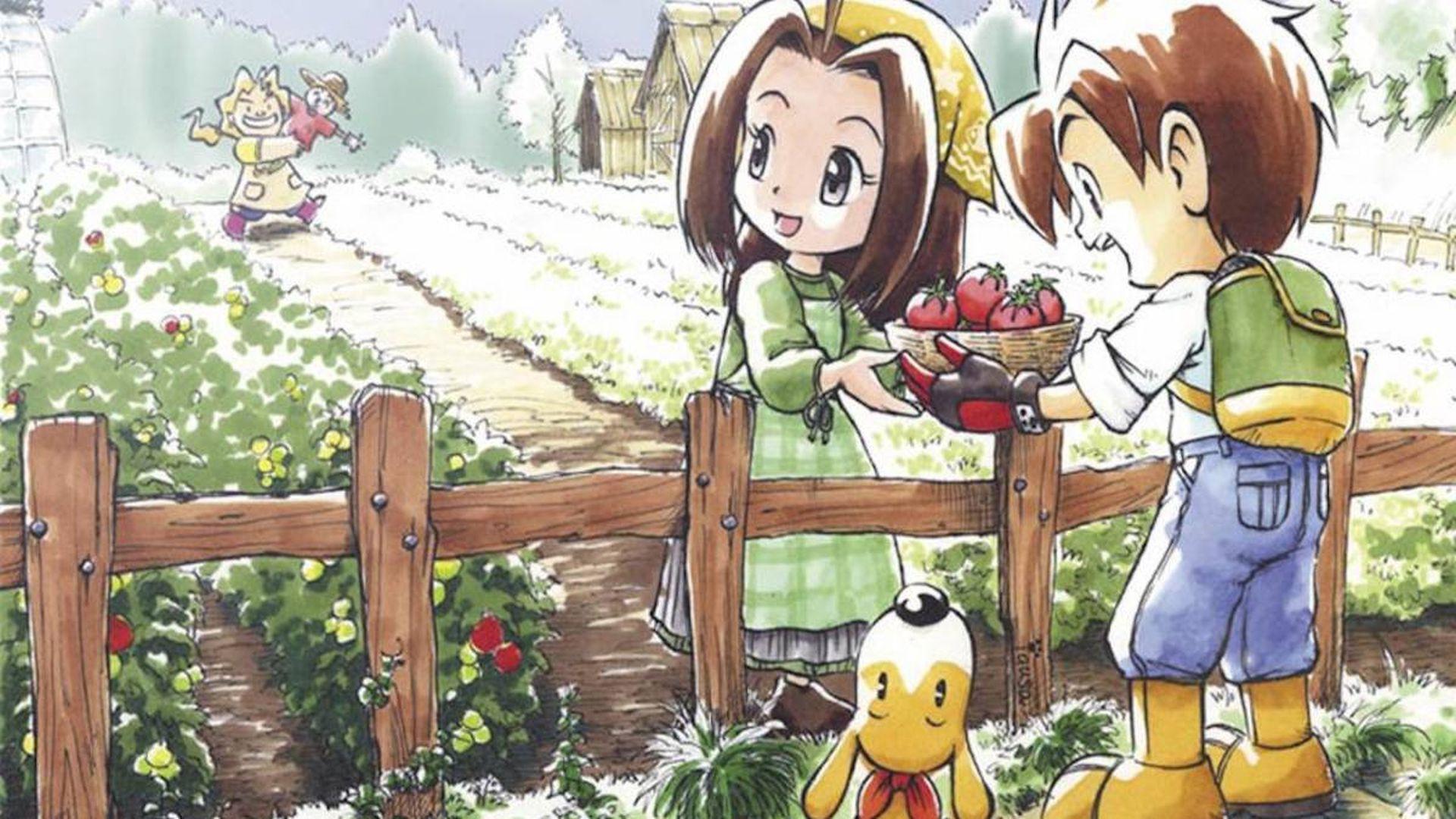 نسخهی بازسازی شدهی Harvest Moon Friends of Mineral Town بهزودی عرضه خواهد شد
