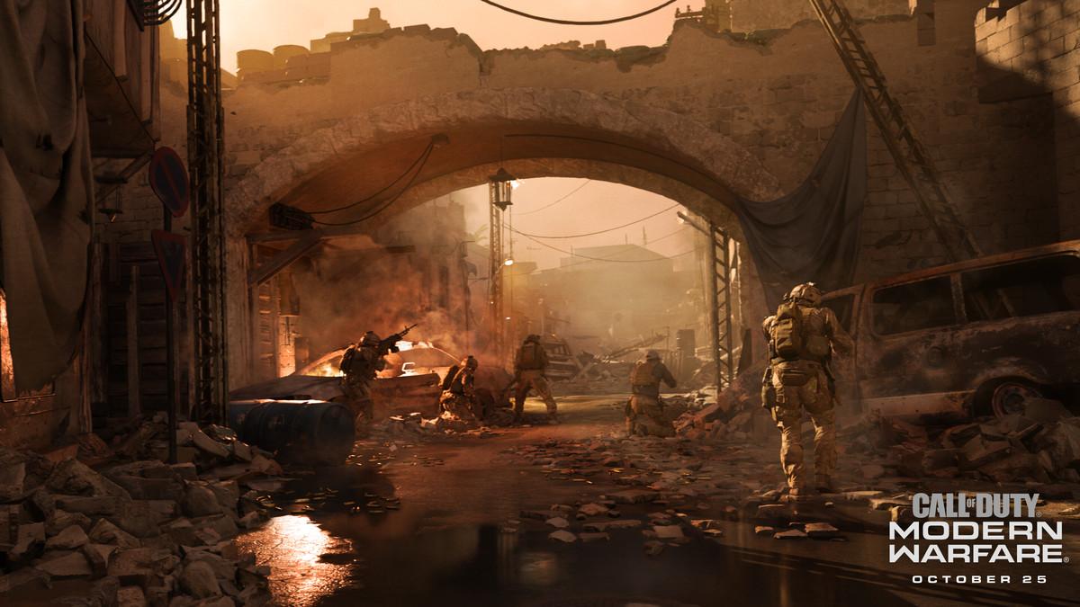 Call of Duty: Modern Warfare از فناوری رهگیری پرتو پشتیبانی میکند
