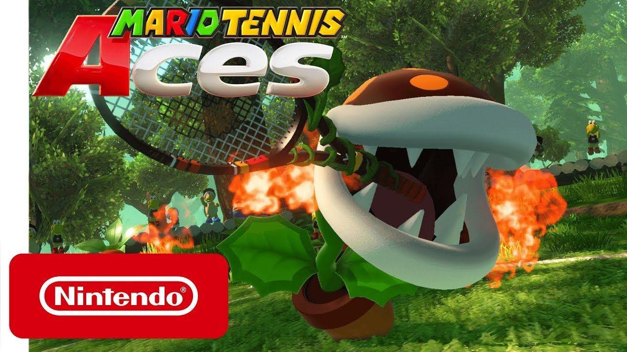 تریلری از شخصیت جدید بازی Mario Tennis Aces منتشر شد