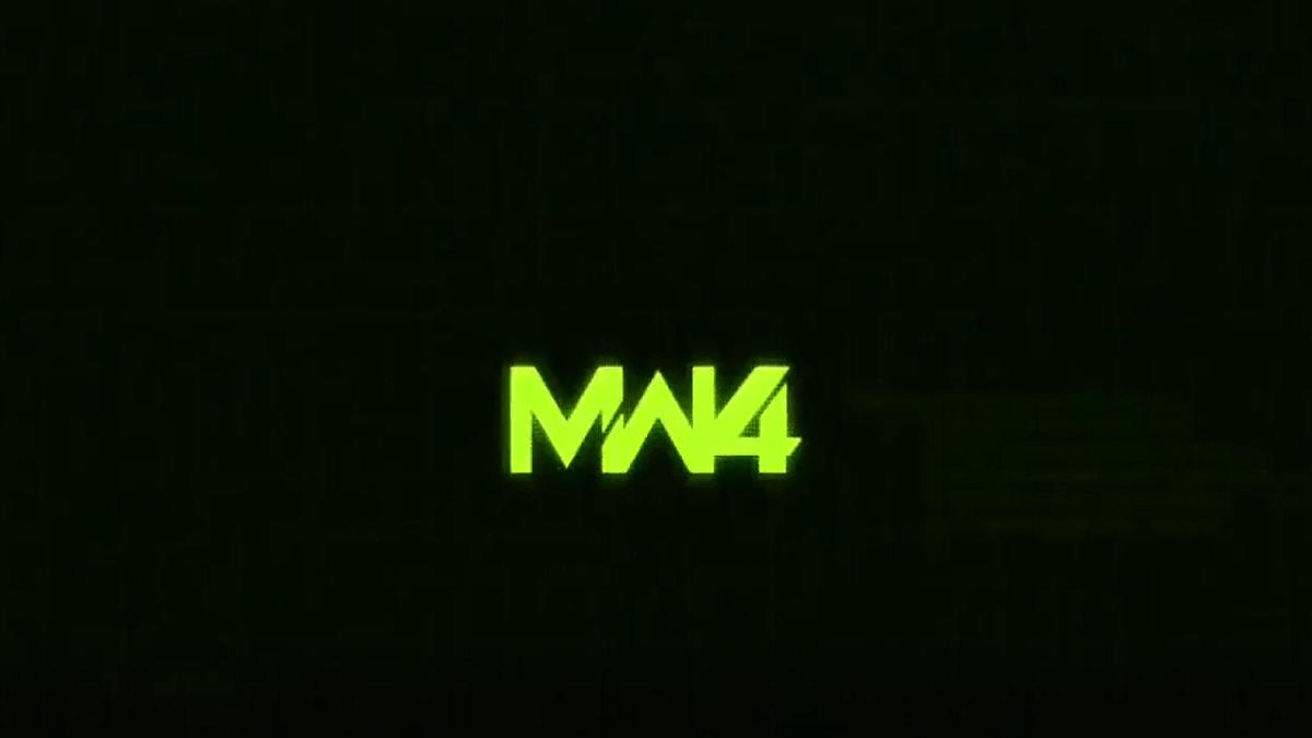 بازی Modern Warfare 4 توسط یک وبسایت خرده فروشی لیست شد