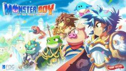 دموی بازی Monster Boy and the Cursed Kingdom عرضه شد
