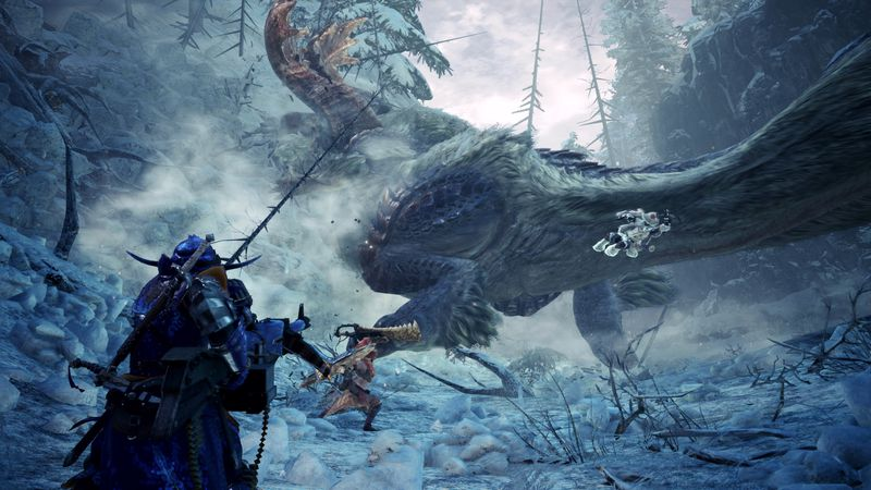 فروش کلی بازی Monster Hunter World: Iceborne از مرز ۲٫۵ میلیون نسخه عبور کرد