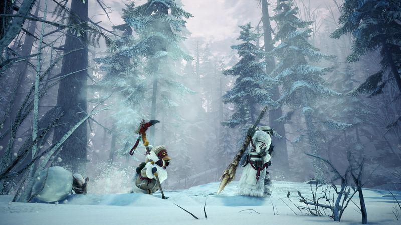 تریلرهایی از زره Master Rank بازی Monster Hunter: World Iceborne منتشر شدند