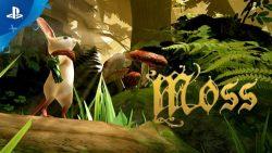 بسته الحاقی جدید بازی Moss بهزودی عرضه خواهد شد