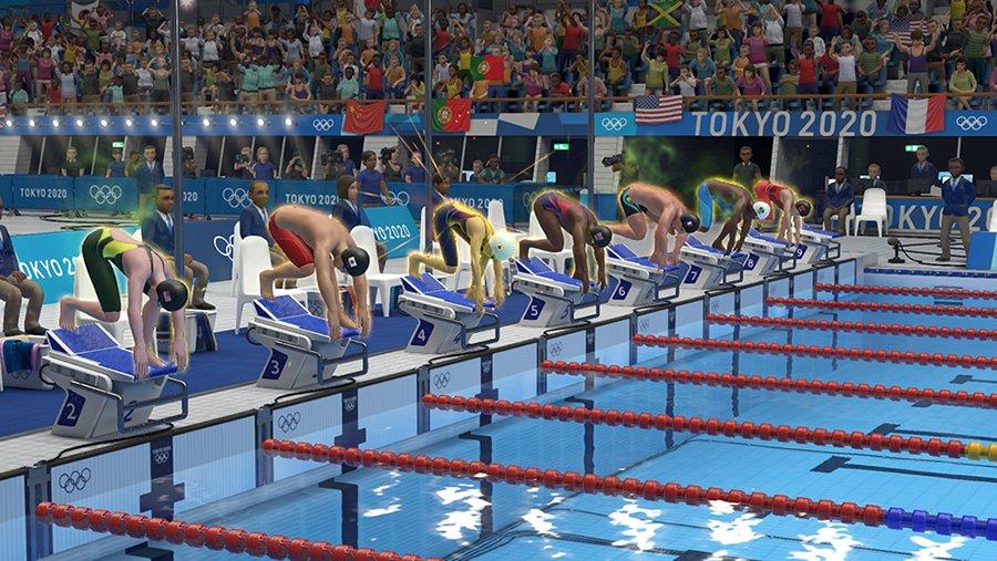 تصاویر جدیدی از بخش شخصیسازی Olympic Games Tokyo 2020 منتشر شد