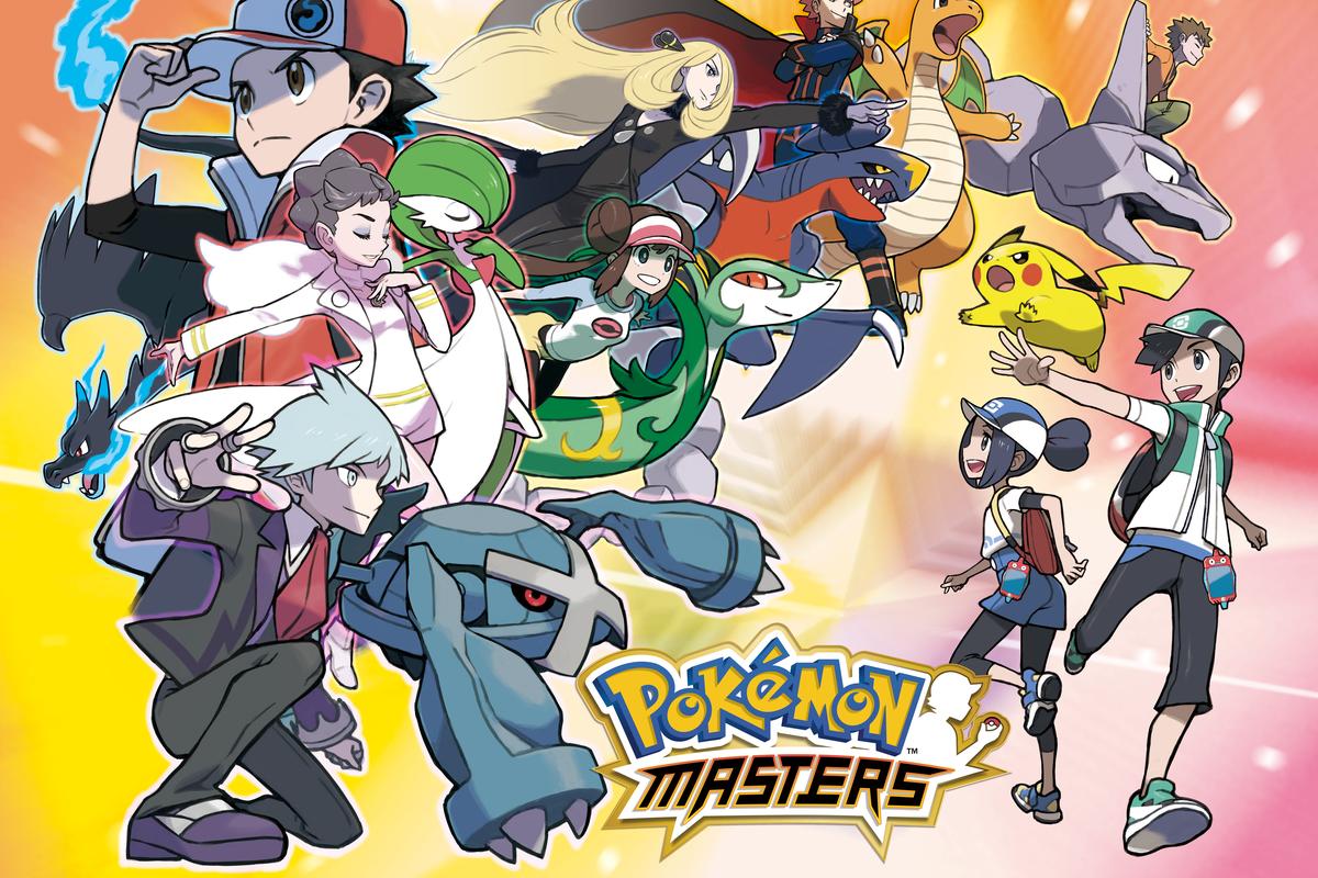 بازی Pokemon Masters برای گوشیهای هوشمند منتشر خواهد شد