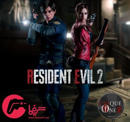 یونیک وانز: بخشی از دوبله فارسی بازی Resident Evil 2