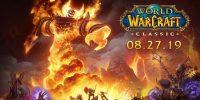 تاریخ انتشار بازی World of Warcraft Classic مشخص شد