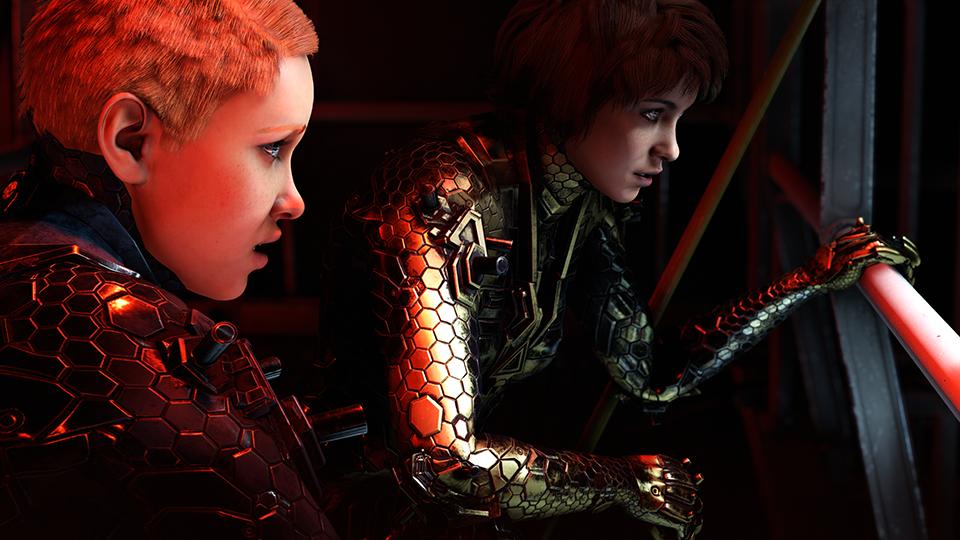 بازی Wolfenstein: Youngblood از تکنولوژی رهگیری پرتو استفاده میکند + تریلر