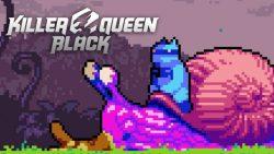 نسخهی فیزیکی بازی Killer Queen Black امسال منتشر میشود
